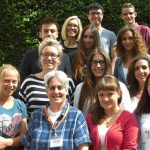 Cambridge CAE students