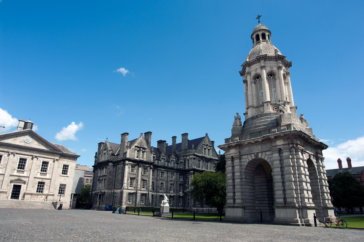 Dublin CES University Trinity college