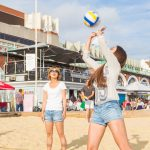 Beachvolleyball Brighton
