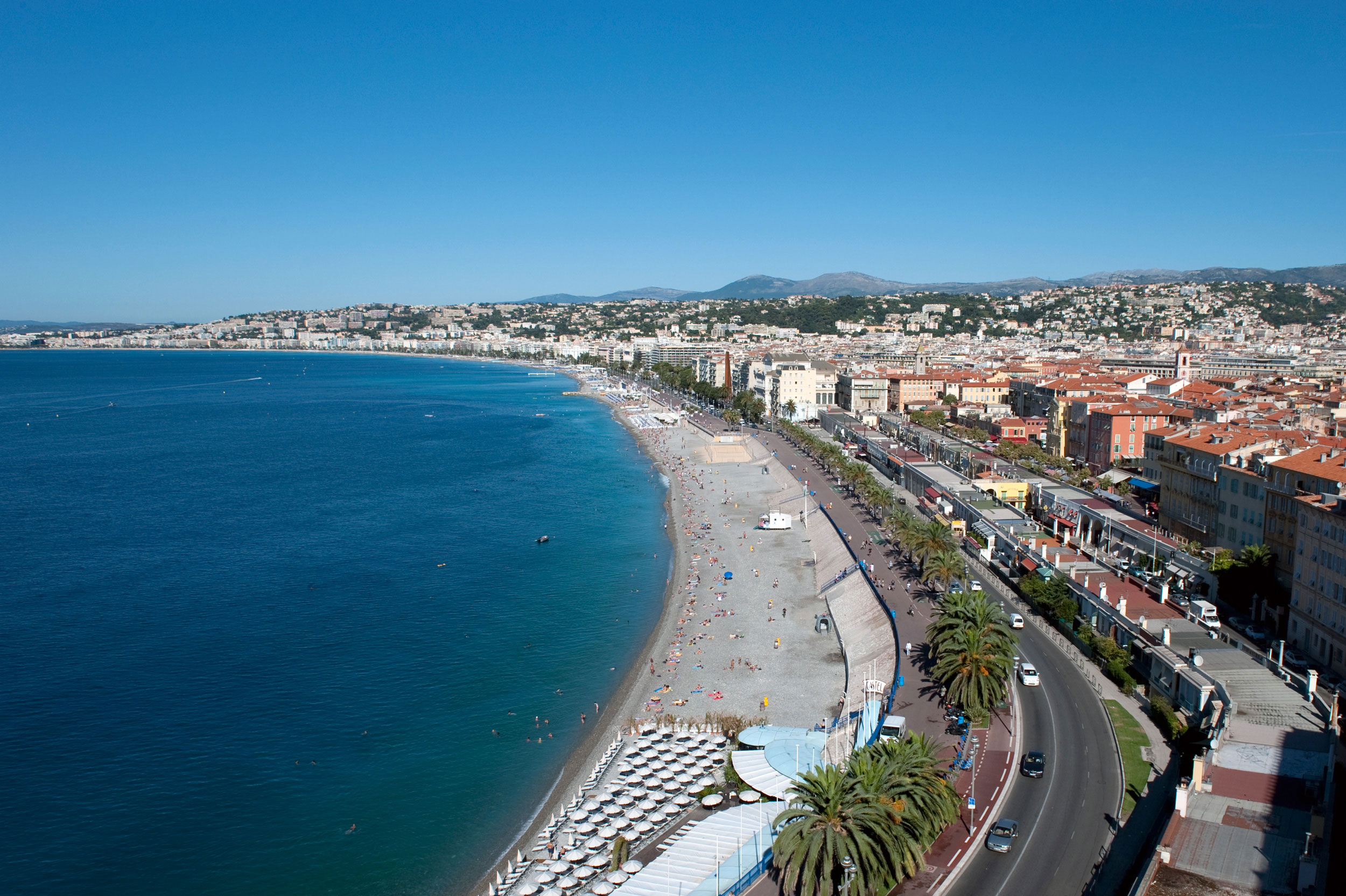 Beach Nizza